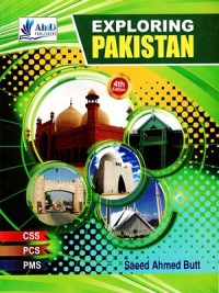Exploring Pakistan By Saeed Ahmed Butt 4th Edition Ahad Publisher