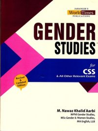 Gender Studies By M.Nawaz Khalid JWT