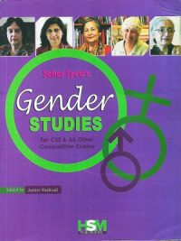 Gender Studies By Sehar Syed 4th Edition HSM