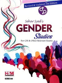 Gender Studies By Sehar Syed 7th Edition HSM