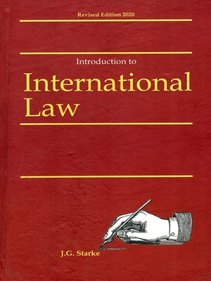 Introduction to International Law By J G Strake 10th Edition
