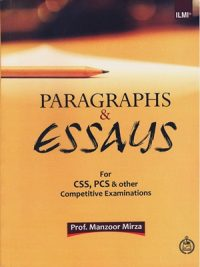 Paragraphs & Essays By Prof. Manzoor Mirza (ILMI)