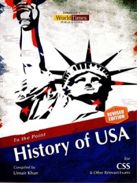 To The Point History of USA CSS & PMS By Umair Khan JWT