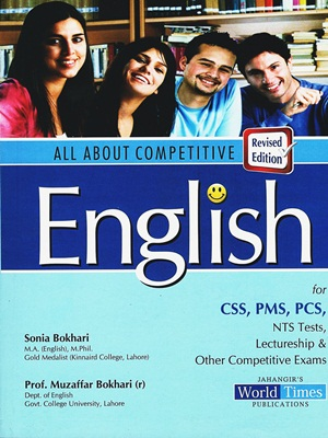 All About Competitive English By Sonia Bokhari & Muzaffar Bokhari JWT