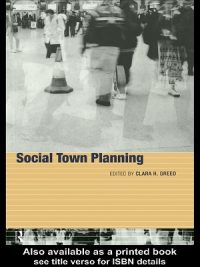 Social Town Planning By Clara H Greed