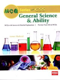 General Science & Ability MCQs By Aamer Shahzad
