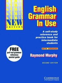 English Grammar in Use By Rymond Murphy (With Answers)