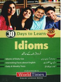 30 Day to Learn Idioms By JWT