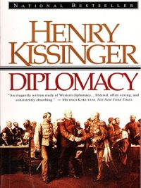 Diplomacy By Henry Kissinger