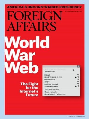 Foreign Affairs September October 2018 Issue