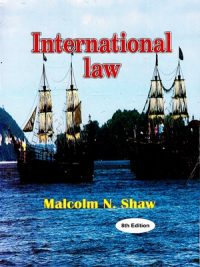 International Law 8th Edition By Malcolm N. Shaw