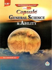 CAPSULE General Science & Ability By Rai Mansab Ali ILMI
