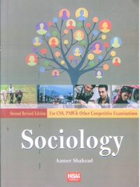 Sociology By Aamer Shahzad (HSM)
