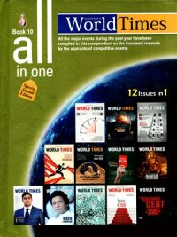All In One World Time Magazine Book 10 Annual Issue By JWT