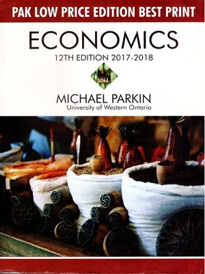 Economics By Michael Parkin 12th Edition
