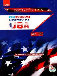 CSS Essentials History of USA MCQs By Rai Muhammad Iqbal Kharal (ILMI)