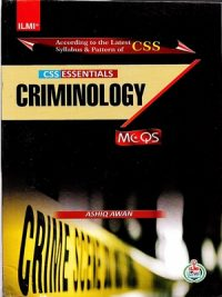 CSS Essentials Criminology MCQs By Ashiq Awan (LIMI)