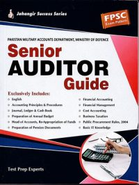 FPSC Senior Auditor Guide By JWT