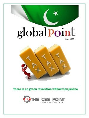 Monthly Global Point Current Affairs June 2019