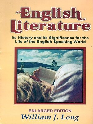 English Literature By William J. Long