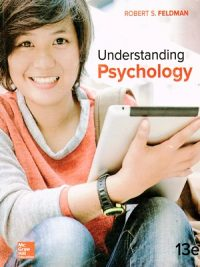 Understanding Psychology By Robert S. Feldman 13 Edition