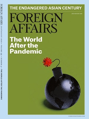Foreign Affairs July August 2020 Issue