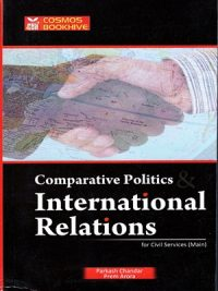 Comparative Politics & International Relations By Parkash Chandar Twenty Seventh Edition