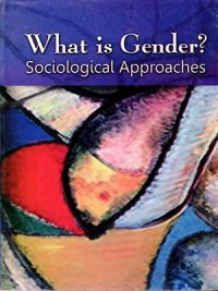 What is Gender Sociological Approaches By Mary Holmes