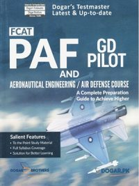 PAF GD Pilot Aeronautical Engineering By Dogar Brothers